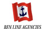 ben line cargo tracking