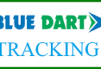 blue dart cargo tracking